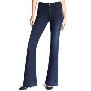 Citizen of Humanity Hutton High Rise Wide Leg Jean